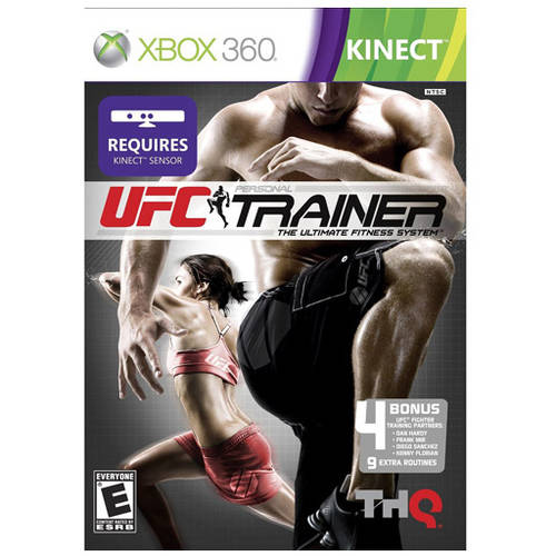 UFC Personal Trainer: The Ultimate Fitness System Kinect (Xbox 360) - Pre-Owned
