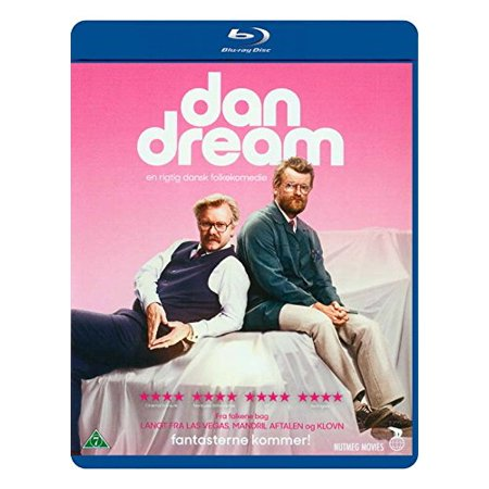 Dan-Dream (2017) [ NON-USA FORMAT, Blu-Ray, Reg.B Import - Denmark ] - Halloween Usa 2017 Date