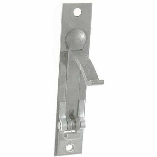 Schlage 230B10B Satin Bronze Pocket Door Edge Pull