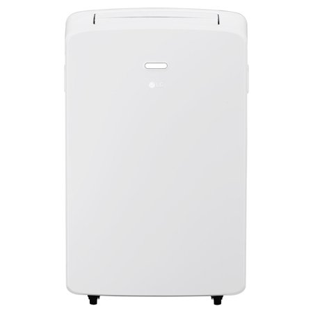 LG 10,200 BTU 115V Portable Air Conditioner with Remote Control, -