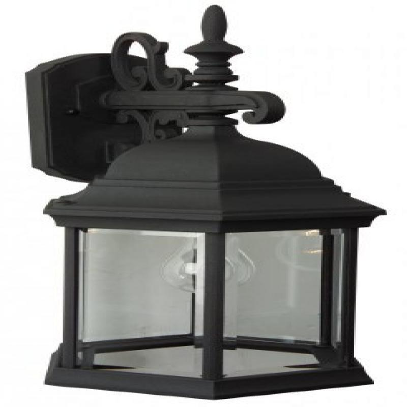 Jeremiah Hex Style 1 Light Wall Sconce