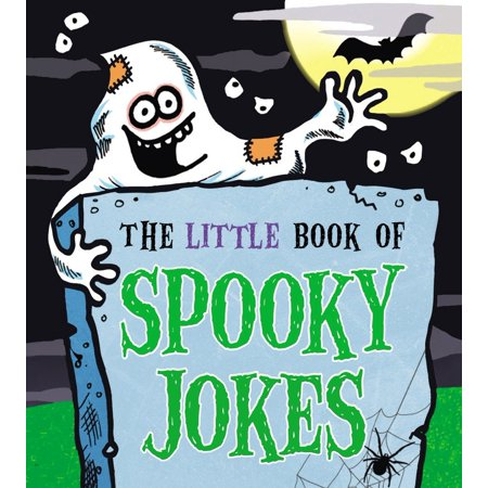 The Little Book of Spooky - Uk Halloween Jokes
