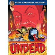 Mystery Science Theater 3000: Undead (DVD) by Gaiam Americas