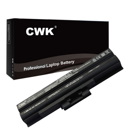 CWK; New Replacement Laptop Notebook Battery for Sony VAI...