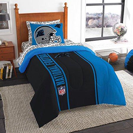 536d060becd NFL Carolina Panthers Soft & Cozy Twin Comforter Set (5 Piece), 64 x ...