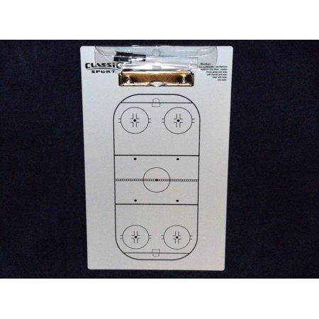 Hockey ing Board, 15.5 H x 9.5 W By Coach
