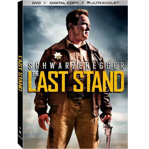 The Last Stand (DVD + Digital Copy)) (With INSTAWATCH) (Widescreen)