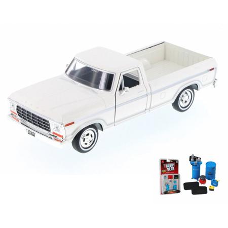 Diecast car garage diorama package 1979 ford f 150 for Garage auto b2