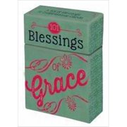 Christian Art Gifts 365828 Boxes Of Blessings Retro Blessings 101 Blessings Of Grace