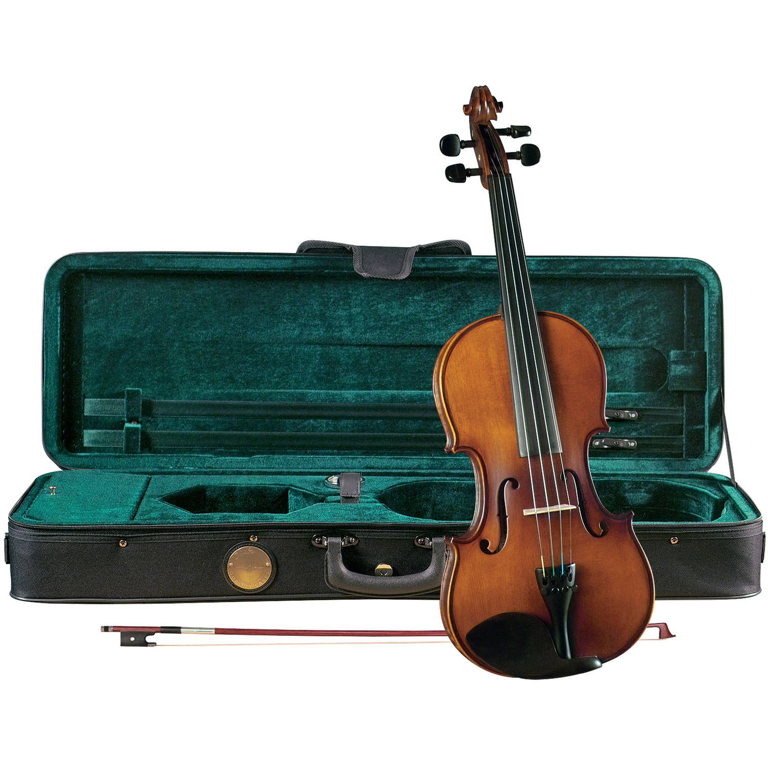 Cremona SV-225 Premier Student Violin Outfit 4 4 Size by Cremona