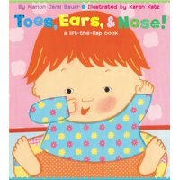 Toes, Ears, & Nose! : A Lift-The-Flap Book (Board book)