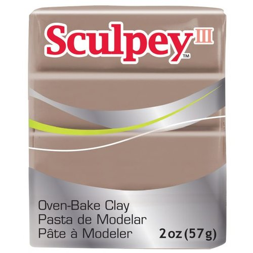 Sculpey Polymer Clay Hazelnut