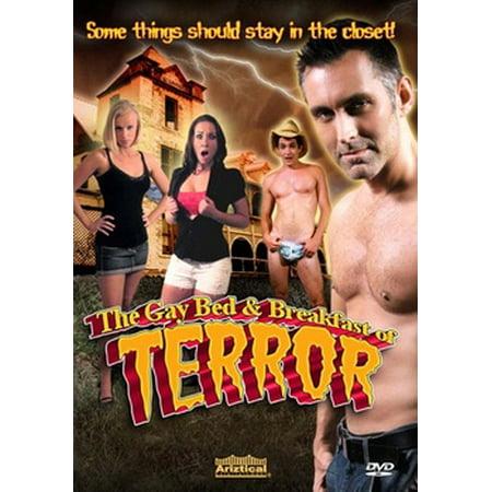 Gay Bed & Breakfast of Terror (DVD) - Halloween 35 Years Of Terror