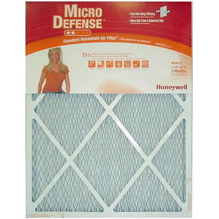 Cleaning Air Filters - Honeywell MERV 8 Standard Air Cleaning 1
