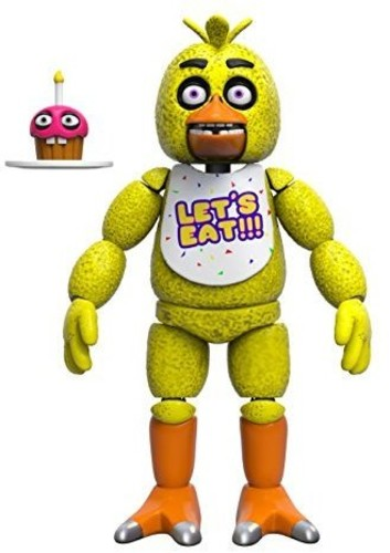 FUNKO ARTICULATED ACTION FIGURE FNAF - CHICA