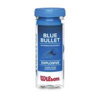 Wilson Blue Bullet Racquetball Balls (3 Balls)