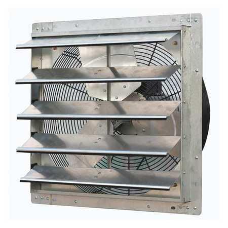 Exhaust Fan,20 In,115V,1/4hp,1725rpm DAYTON 1HLA8
