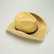 US Toy Company H348 Rolled Up Cowboy Hat