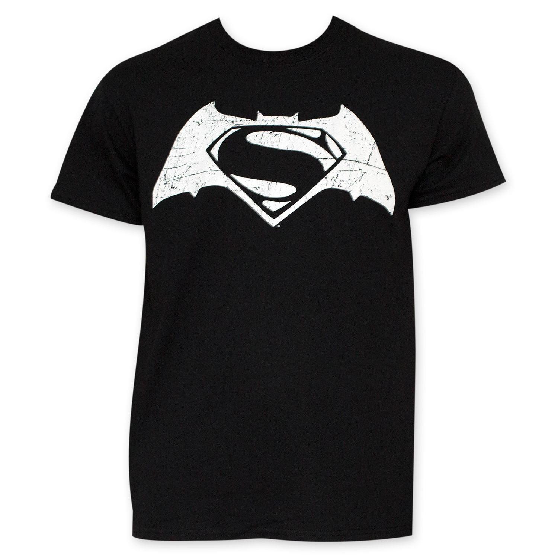 X-Small 4//5 DC Comics Batman vs Superman Dawn of Justice Batman Boys Short Sleeve Graphic Shirt