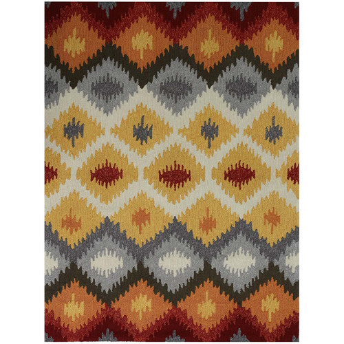 AMER Rugs Piazza Yellow Area Rug