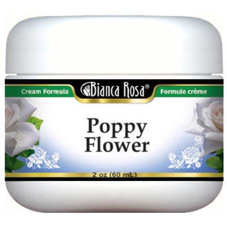 Poppy Flower Cream 2 Oz Zin 524107 Walmart