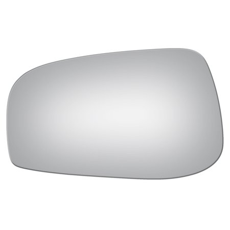 Volvo S80 Driver (Burco 4127 Driver Side Replacement Mirror Glass for 04-06 Volvo S60, S80, V70)