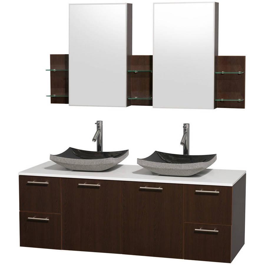 Bathroom Vanities Made In Usa bathroom vanities with tops - walmart
