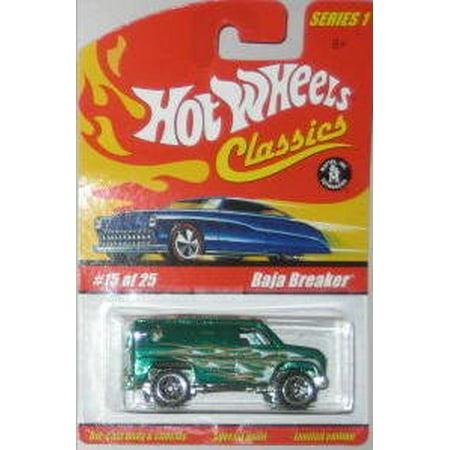 hot Wheels Classics Line 1 Baja Breaker #15 of 25 1:64 Scale Die Cast Car