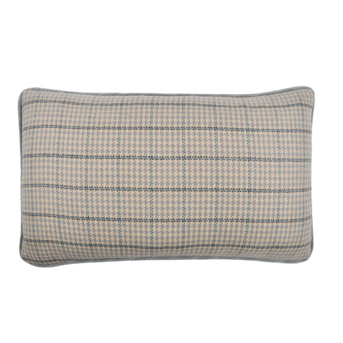 Found Object Charles Cotton Lumbar Pillow