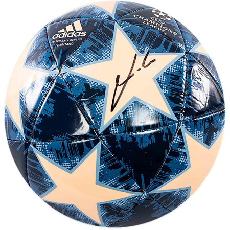 Luka Modric Real Madrid C.F. Autographed 2018-2019 UEFA Champions League Soccer Ball - ICONS - Fanatics Authentic Certified