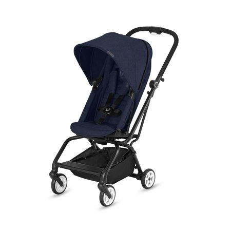 Denim Stroller (Cybex Eezy S Twist Stroller, Denim)