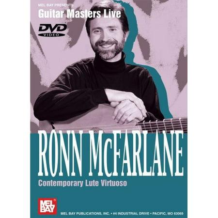 Ronn Mcfarlane  Contemporary Lute Virtuoso