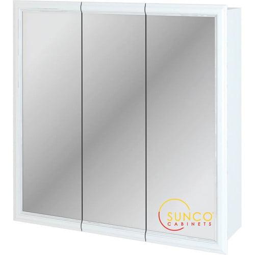 Sunco Inc. 30'' x 30'' Surface Mount Medicine Cabinet