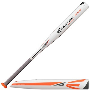 2015 Easton MAKO Youth Fastpitch Softball Bat (-11) - FP15MKY - 27in / 16oz
