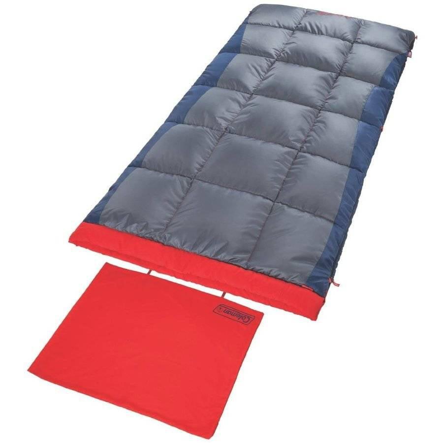 Coleman Heaton Peak 50 Rectangular Sleeping Bag