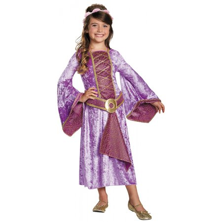 Renaissance Maiden Child Costume - - Renaissance Costume Kids