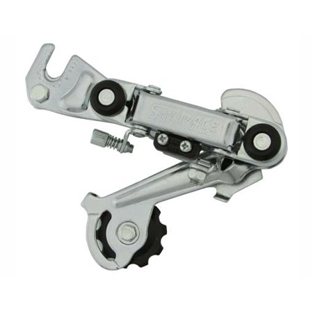 (Rear Derailleur Long Arm. for bicycles, bikes, for beach cruiser, mountain bike, track, fixies, fixed gear)