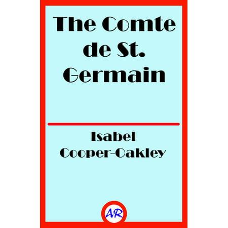 The Comte de St. Germain - eBook - St Germain Carafe