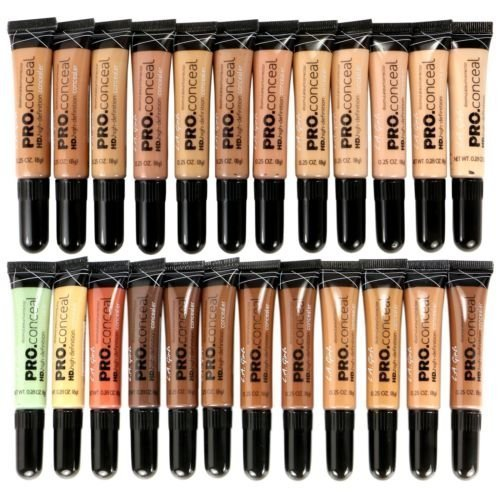 LA Girl Pro Conceal High Definition Concealer Set Of 24 Color