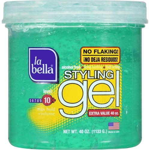 La Bella Styling Gel, 40 oz