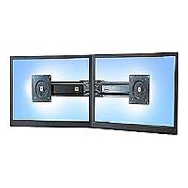 97-783 Dual Monitor & Handle Kit Mounting Kit, Black
