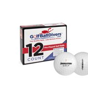 Bridgestone Tour B330-S - Value (AAA) Grade - Recycled (Used) Golf Balls - 108 Pack