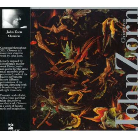 John Zorn   Chimeras  Cd