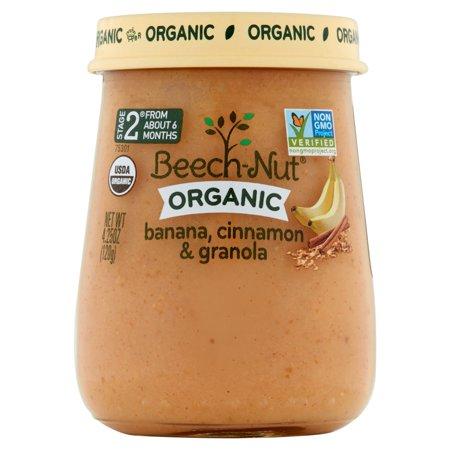 Beech Nut Organic Stage  Baby Food