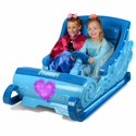 Disney Frozen Sleigh 12-Volt Battery Powered Ride-On