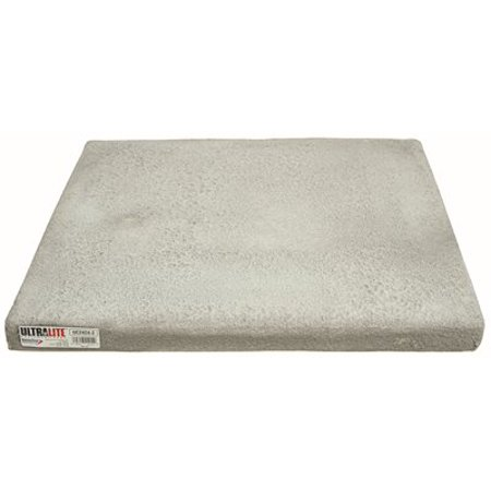 Ultralite concrete condensing unit pad 24x36x2 in for Air conditioner pad concrete