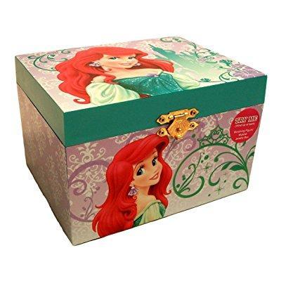 disney princess ariel little mermaid jewelry music box Walmartcom