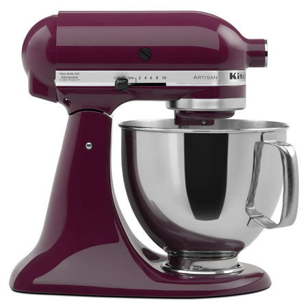 KitchenAid KSM150PSBY Artisan Stand Mixer with Pouring Shield, 5 Quarts,