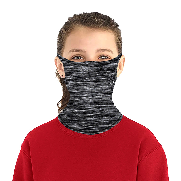 Summer Multi-use Balaclava Face Mask Neck Scarf Tube Snood Biker Bandana Adults