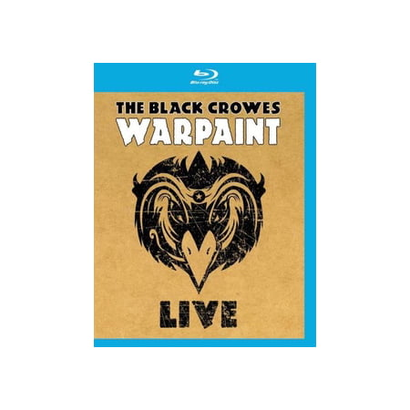 The Black Crowes: Warpaint Live (Blu-ray) (Black Crowes Girl From A Pawn Shop)